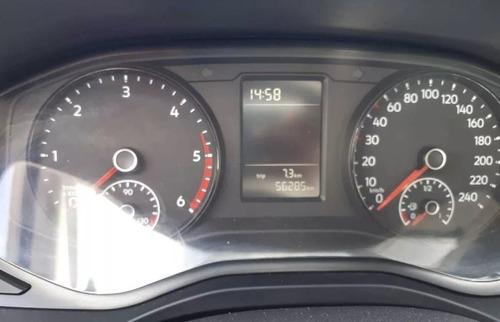 volkswagen amarok 2.0 140cv trendline 56.300 km 2017 tlq #a7