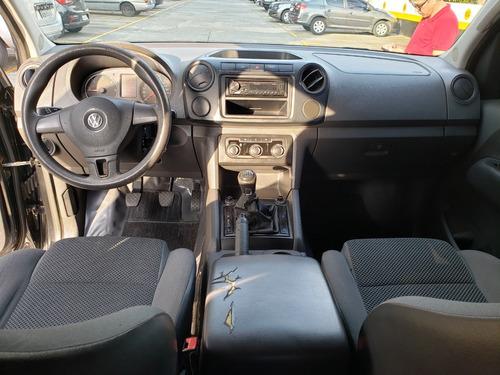 volkswagen amarok 2.0 16v se cd 4x4 turbo diesel 2011 manual