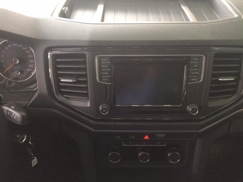 volkswagen amarok 2.0 180cv comfortline 4x2 mt 2020 chbt vw