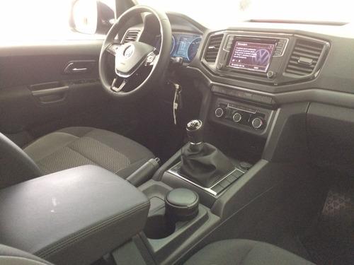 volkswagen amarok 2.0 180cv comfortline 4x4 mt 2020 er 0km