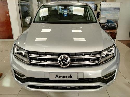 volkswagen amarok 2.0 180cv comfortline 4x4 mt 2020 nq #a7