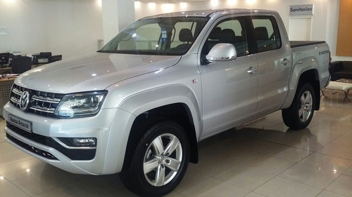 volkswagen amarok 2.0 180cv highline 4x4 at 0 km 2020 mp #a7