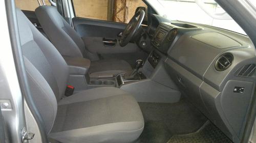 volkswagen amarok 2.0 180hp 4x2 trendline automatica