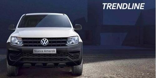volkswagen amarok 2.0 4x2 trendline precio imposible dc #a2