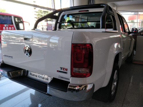 volkswagen amarok 2.0 4x4 cd tdi 180cv highline at