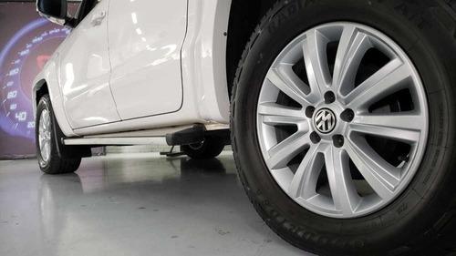 volkswagen - amarok 2.0 4x4 highline automática diesel 2014