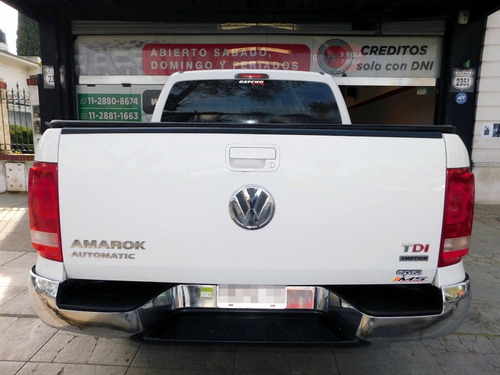 volkswagen amarok 2.0 4x4 highline pack at 2015 rpm moviles