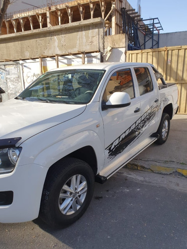 volkswagen amarok 2.0 4x4 tdi 2015