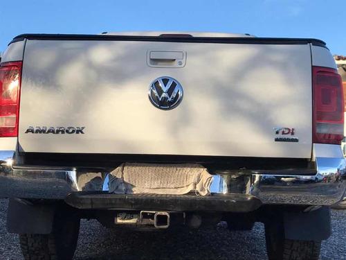 volkswagen amarok 2.0 automática 4x4