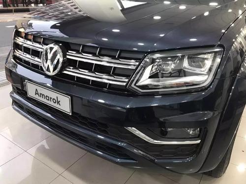 volkswagen amarok 2.0 cab dob tdi 180cv highline automatica