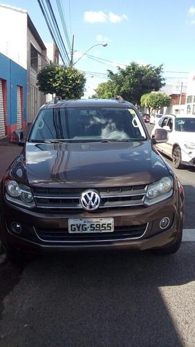 volkswagen amarok 2.0 cab. dupla 4motion 4p 2011