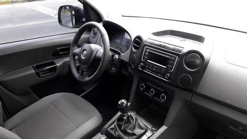 volkswagen amarok 2.0 cab simple año 2015 starline