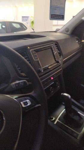 volkswagen amarok 2.0 cd  comfortline 4x2  at 0 km 2020 #23