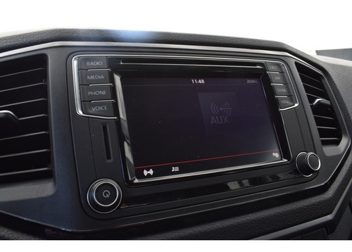 volkswagen amarok 2.0 cd comfortline 4x2 manual - car cash