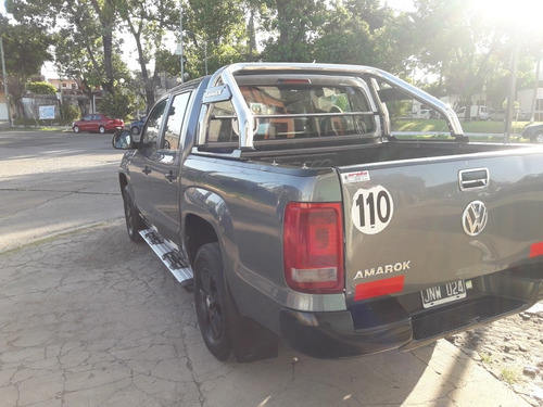 volkswagen amarok 2.0 cd tdi 122cv 4x2 startline st7 2011