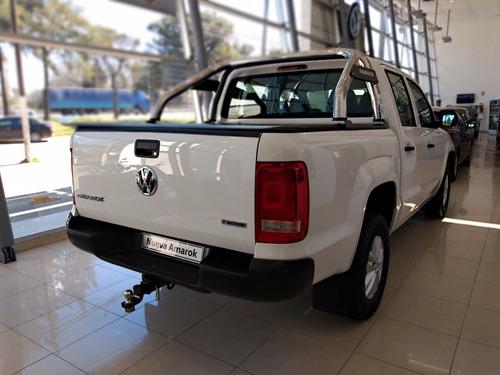 volkswagen amarok 2.0 cd tdi 140cv 4x4 trendline 0km e. inm.