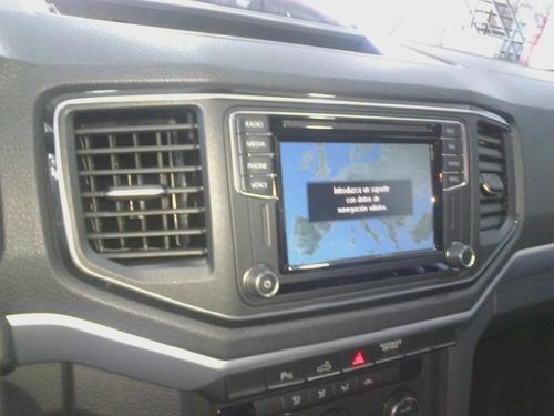volkswagen amarok 2.0 cd tdi 140cv trend llantas16 2021 cm