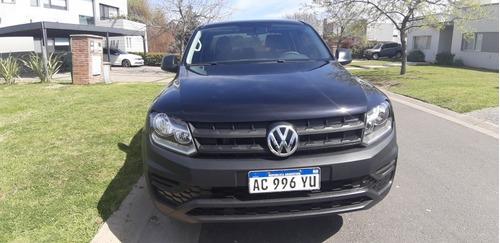 volkswagen amarok 2.0 cd tdi 140cv trendline 2018