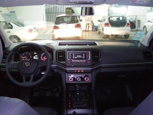 volkswagen amarok 2.0 cd tdi 140cv trendline  2018 cm.