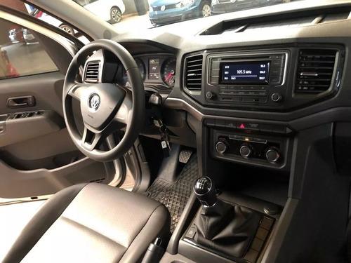volkswagen amarok 2.0 cd tdi 140cv trendline 2019 2020 vw 06