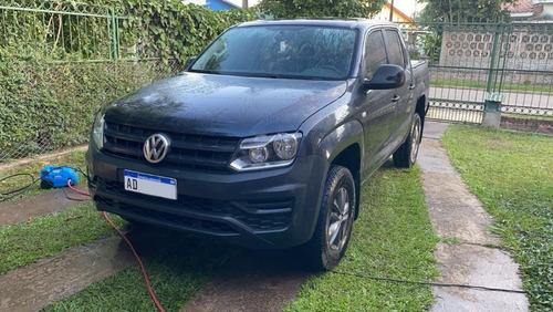 volkswagen amarok 2.0 cd tdi 140cv trendline 2019 4 x 2