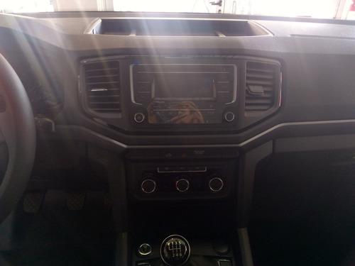 volkswagen amarok 2.0 cd tdi 140cv trendline 4x2 0 km 2020