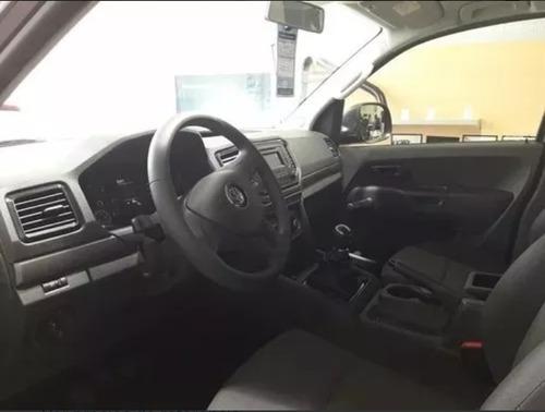 volkswagen amarok 2.0 cd tdi 140cv trendline 4x2 0km 2020 5