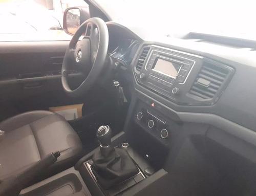 volkswagen amarok 2.0 cd tdi 140cv trendline 4x2 2020 0km 22