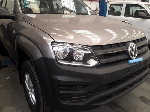 volkswagen amarok 2.0 cd.  tdi 140cv trendline 4x2 2020