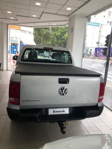 volkswagen amarok 2.0 cd tdi 140cv trendline 4x2 manual 020m