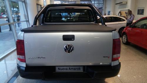 volkswagen amarok 2.0 cd tdi 140cv trendline
