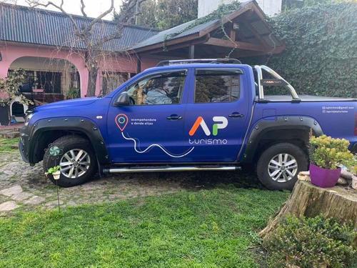 volkswagen amarok 2.0 cd tdi 140cv trendline llantas16 2017