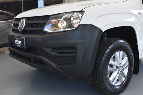 volkswagen amarok 2.0 cd tdi 140cv trendline llantas16 2018