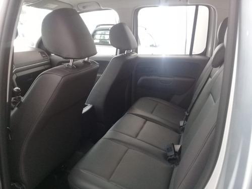 volkswagen amarok 2.0 cd tdi 140cv trendline llantas16 2020