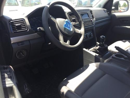 volkswagen amarok 2.0 cd tdi 140cv trendline llantas16 lucas