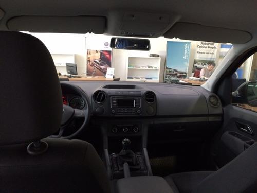 volkswagen amarok 2.0 cd tdi 140cv trendline llantas16 pack
