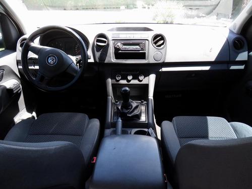 volkswagen amarok 2.0 cd tdi 163cv 4x2 starline st3 2011