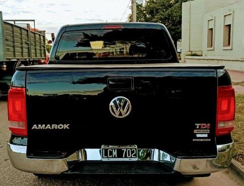 volkswagen amarok 2.0 cd tdi 163cv 4x4 highline 1h4 2012