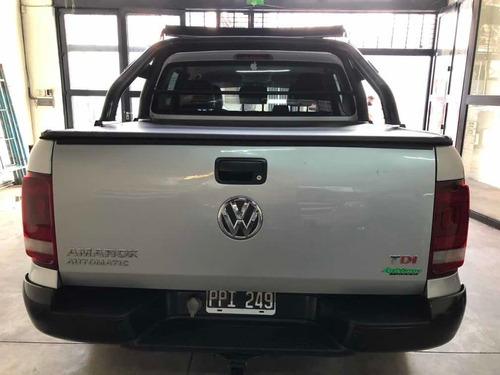 volkswagen amarok 2.0 cd tdi 180cv 4x2 dark label at 2016