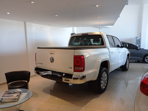 volkswagen amarok 2.0 cd tdi 180cv 4x2 highline 2014