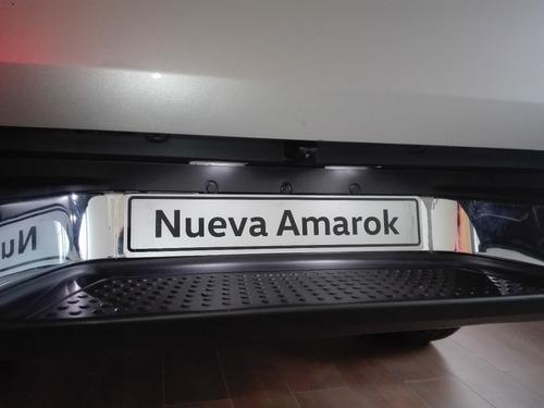 volkswagen amarok 2.0 cd tdi 180cv 4x2 highline