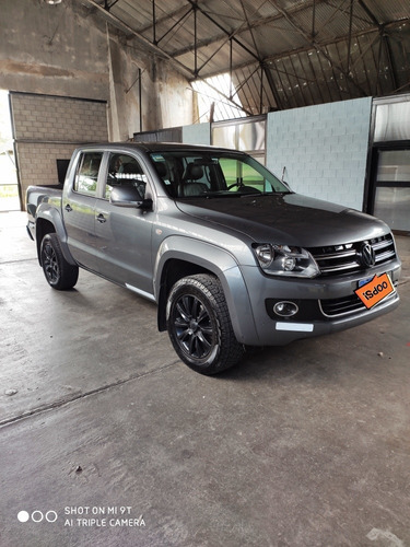 volkswagen amarok 2.0 cd tdi 180cv 4x2 highline pack 2016