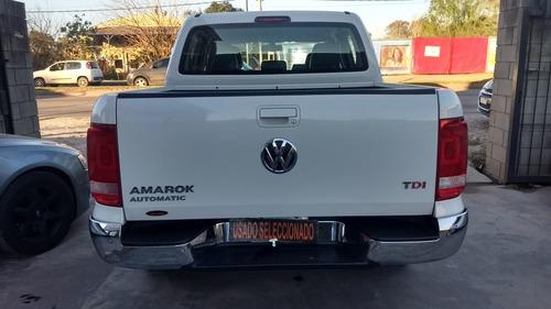 volkswagen amarok 2.0 cd tdi 180cv 4x2 highline pack at 2016