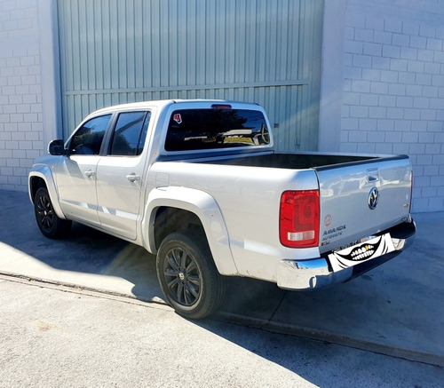 volkswagen amarok 2.0 cd tdi 180cv 4x2 highline pack at 2016