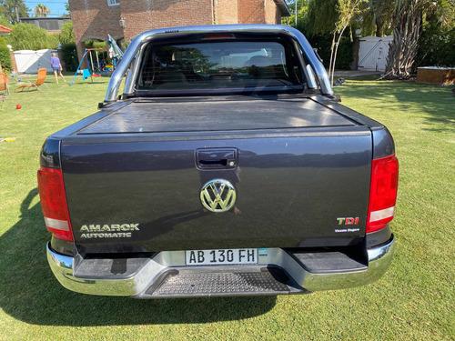 volkswagen amarok 2.0 cd tdi 180cv 4x2 highline pack at 2017