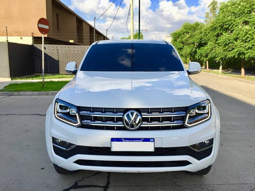 volkswagen amarok 2.0 cd tdi 180cv 4x2 highline pack at 2018