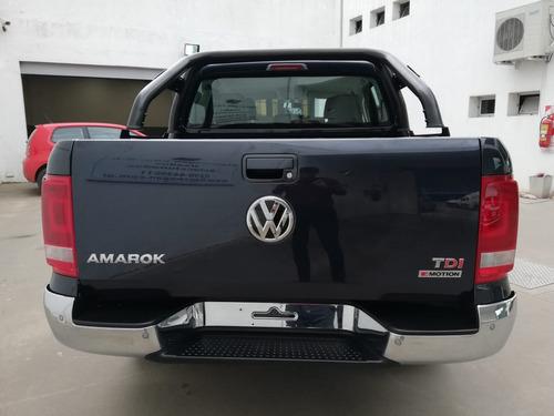 volkswagen amarok 2.0 cd tdi 180cv 4x2 highline pack at gr