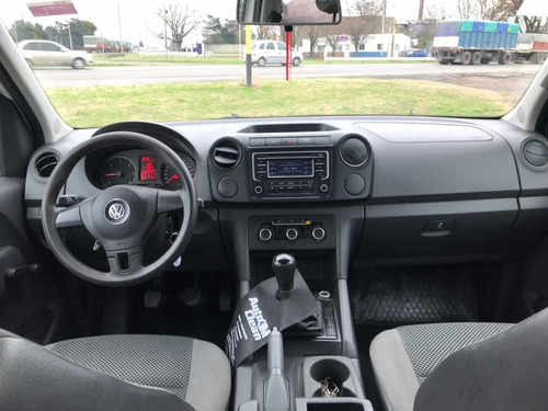 volkswagen amarok 2.0 cd tdi 180cv 4x2 startline a33 2012