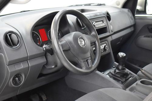 volkswagen amarok 2.0 cd tdi 180cv 4x2 trendline 2012 rpm