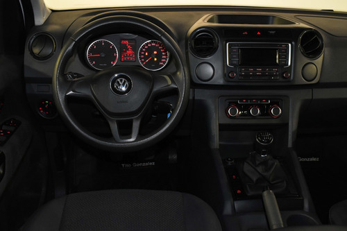 volkswagen amarok 2.0 cd tdi 180cv 4x2 trendline 2015 rpm